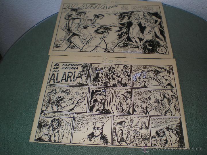 TEBEO COMPLETO ORIGINAL DE PURK EL HOMBRE DE PIEDRA Nº 206 (Tebeos y Comics - Valenciana - Purk, el Hombre de Piedra)