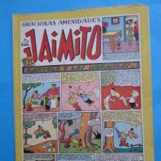 Tebeos: GRACIOSAS AMENIDADES DEJAIMITO , NUMERO 118 - EDITORIAL VALENCIANA. Lote 43327651