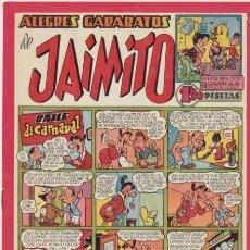 Tebeos: JAIMITO 82. VALENCIANA 1945. SIN ABRIR ¡IMPECABLE!. Lote 43351228