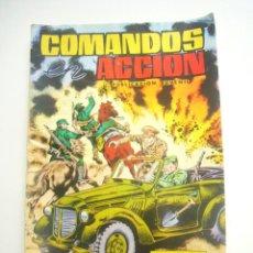 Tebeos: COMANDOS EN ACCIÓN Nº 20 EDITORIAL VALENCIANA 1979 C57. Lote 43352038