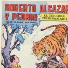 Tebeos: ROBERTO ALCÁZAR Y PEDRÍN 2ª EPOCA. Nº 13. VALENCIANA 1976.. Lote 43365977