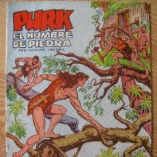 Tebeos: PURK EL HOMBRE DE PIEDRA Nº12 -VALENCIANA. Lote 43423070