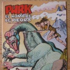 Tebeos: PURK EL HOMBRE DE PIEDRA Nº61 -VALENCIANA. Lote 43423087