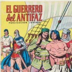 Livros de Banda Desenhada: EL GUERRERO DEL ANTIFAZ. VALENCIANA 1972.LOTE DE 47 ENTRE EL 141 Y 199.. Lote 43451717