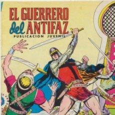 Giornalini: EL GUERRERO DEL ANTIFAZ. VALENCIANA 1972.LOTE DE 19 EJEMPLARES ENTRE EL 300 Y 342.. Lote 43459575