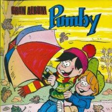 Tebeos: GRAN ALBUM PUMBY Nº11-100 PAGINAS COLOR-1982. Lote 43465259