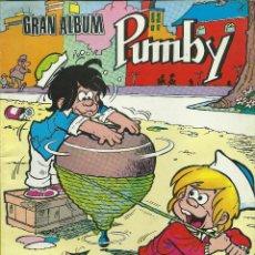 Tebeos: GRAN ALBUM PUMBY Nº 19-100 PAGINAS COLOR-1983. Lote 43465455