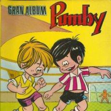 Tebeos: GRAN ALBUM PUMBY Nº 4-100 PAGINAS COLOR-1982. Lote 43465740