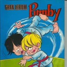 Tebeos: GRAN ALBUM PUMBY Nº 3-100 PAGINAS COLOR-1982. Lote 43465775