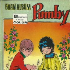 Tebeos: GRAN ALBUM PUMBY Nº 22-100 PAGINAS COLOR-1984. Lote 43465824