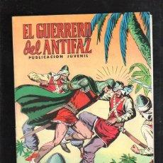 Tebeos: TEBEO EL GUERRERO DEL ANTIFAZ. Nº 134. DON LUIS ALI - KAN. 1974. Lote 43528702