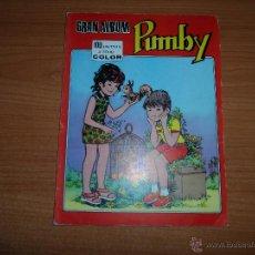 Tebeos - GRAN ALBUM PUMBY Nº 21 EDITORIAL VALENCIANA - 43537629