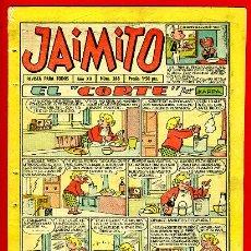 Tebeos: JAIMITO , Nº 388 , VALENCIANA , ORIGINAL. Lote 43590516