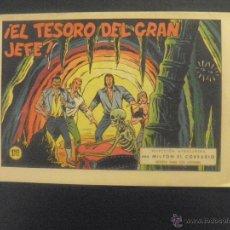 Tebeos: TEBEO DE MILTON EL CORSARIO. Lote 43608966