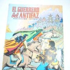 Tebeos: EL GUERRERO DEL ANTIFAZ. Nº 170 VALENCIANA 1972. 2ª EPOCA C59. Lote 43613727