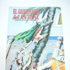 Tebeos: EL GUERRERO DEL ANTIFAZ. Nº 160 VALENCIANA 1972. 2ª EPOCA C59. Lote 43613875