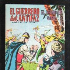 Tebeos: TEBEO EL GUERRERO DEL ANTIFAZ. Nº 257. EL REINO DE SABA. 1977. Lote 43616604