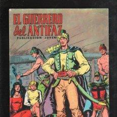 Tebeos: TEBEO EL GUERRERO DEL ANTIFAZ. Nº 121. CAUTIVOS EN CARUSIN. 1974. Lote 43616675