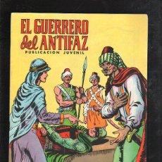 Tebeos: TEBEO EL GUERRERO DEL ANTIFAZ. Nº 125. SANGRE EN EL JARDIN. 1974. Lote 43616708