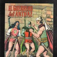Tebeos: TEBEO EL GUERRERO DEL ANTIFAZ. Nº 145. PRISIONEROS DE LOS KIR. 1975. Lote 43616742