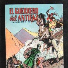 Tebeos: TEBEO EL GUERRERO DEL ANTIFAZ. Nº 147. CHUMALIN ATACA. 1975. Lote 43616774