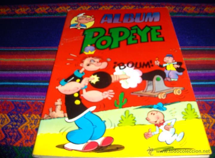 ALBUM POPEYE TOMO 7. VALENCIANA 1980. 90 PTS. RÚSTICA. BUEN ESTADO. RARO. (Tebeos y Comics - Valenciana - Otros)