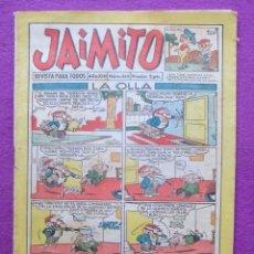 Tebeos: TEBEO JAIMITO, Nº464, LA OLLA, HUMOR, . Lote 43667156