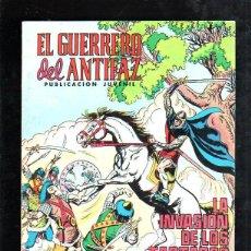 Tebeos: TEBEO EL GUERRERO DEL ANTIFAZ. Nº 189. LA INVASION DE LOS TARTAROS. 1976. Lote 43727924