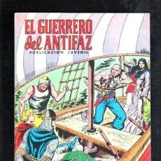 Tebeos: TEBEO EL GUERRERO DEL ANTIFAZ. Nº 183. PELIGRO EN LA MONTANA. 1975. Lote 43730526