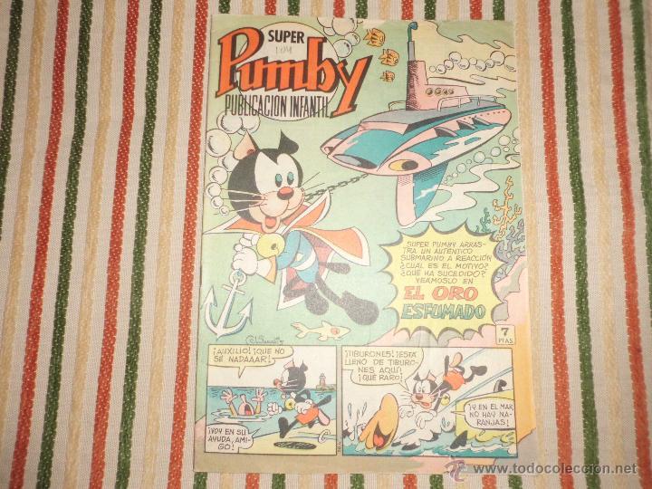 SUPER PUMBY Nº 104 EDITORIAL VALENCIANA (Tebeos y Comics - Valenciana - Pumby)