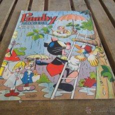 Tebeos: PUBLICACION INFANTIL PUMBY EDITORIAL VALENCIANA Nº 538. Lote 43855696