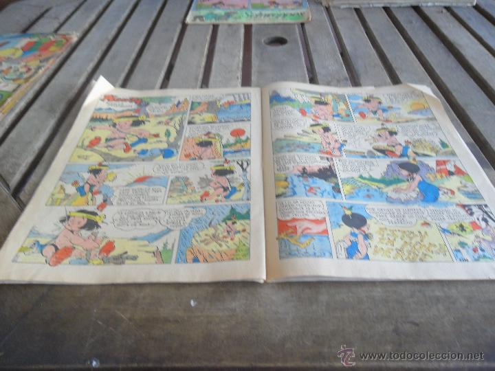 Tebeos: PUBLICACION INFANTIL PUMBY EDITORIAL VALENCIANA Nº 538 - Foto 4 - 43855696