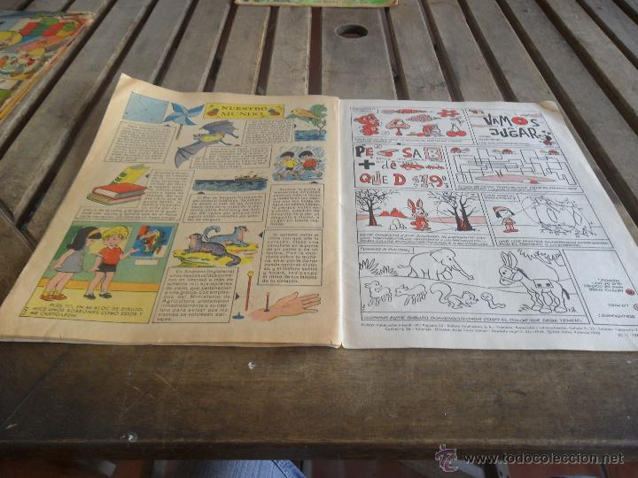 Tebeos: PUBLICACION INFANTIL PUMBY EDITORIAL VALENCIANA Nº 538 - Foto 5 - 43855696