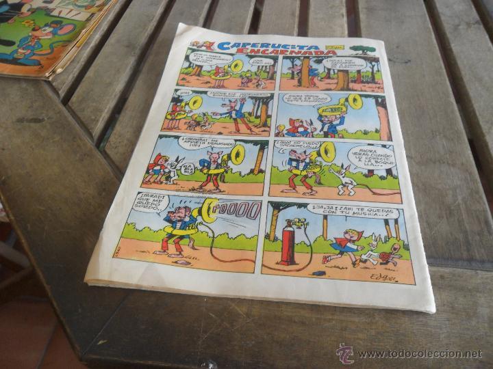 Tebeos: PUBLICACION INFANTIL PUMBY EDITORIAL VALENCIANA Nº 538 - Foto 6 - 43855696