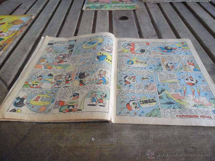 Tebeos: PUBLICACION INFANTIL PUMBY EDITORIAL VALENCIANA Nº 628 - Foto 2 - 43855714