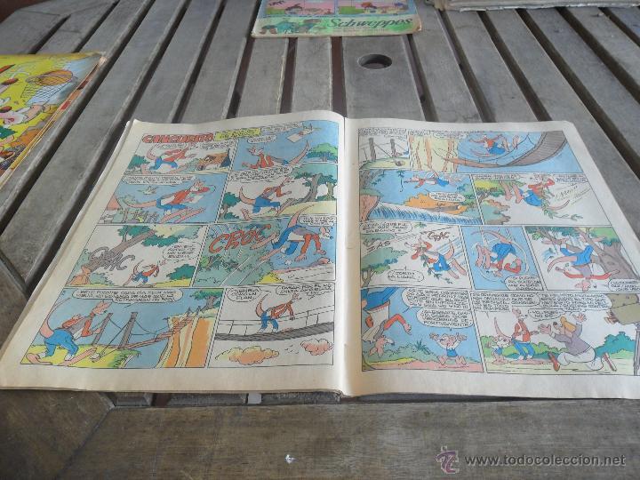 Tebeos: PUBLICACION INFANTIL PUMBY EDITORIAL VALENCIANA Nº 628 - Foto 3 - 43855714