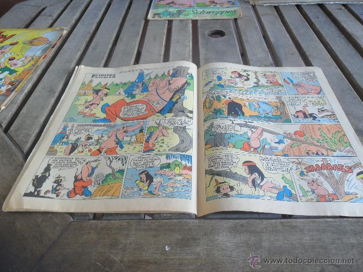 Tebeos: PUBLICACION INFANTIL PUMBY EDITORIAL VALENCIANA Nº 628 - Foto 4 - 43855714