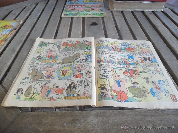 Tebeos: PUBLICACION INFANTIL PUMBY EDITORIAL VALENCIANA Nº 628 - Foto 5 - 43855714