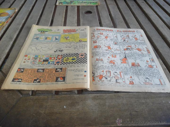 Tebeos: PUBLICACION INFANTIL PUMBY EDITORIAL VALENCIANA Nº 628 - Foto 6 - 43855714