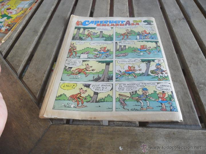 Tebeos: PUBLICACION INFANTIL PUMBY EDITORIAL VALENCIANA Nº 628 - Foto 7 - 43855714