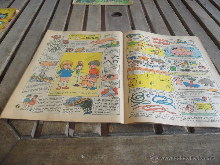 Tebeos: PUBLICACION INFANTIL PUMBY EDITORIAL VALENCIANA Nº 643 - Foto 3 - 43855723
