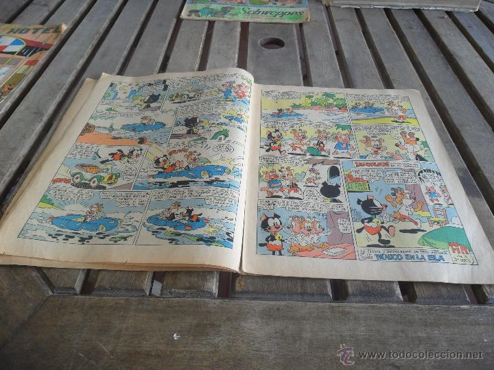 Tebeos: PUBLICACION INFANTIL PUMBY EDITORIAL VALENCIANA Nº 573 - Foto 2 - 43855727
