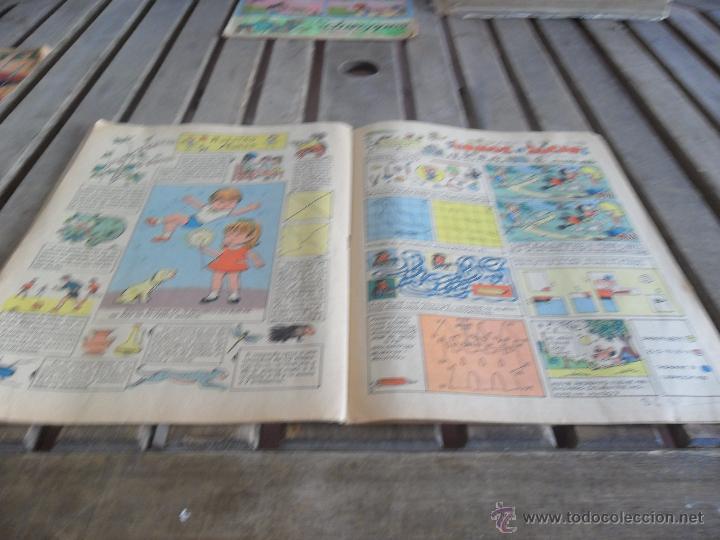 Tebeos: PUBLICACION INFANTIL PUMBY EDITORIAL VALENCIANA Nº 573 - Foto 3 - 43855727
