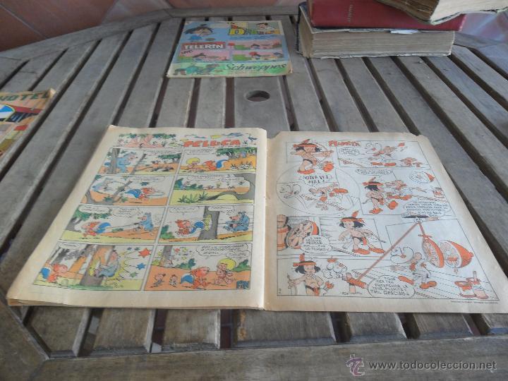 Tebeos: PUBLICACION INFANTIL PUMBY EDITORIAL VALENCIANA Nº 573 - Foto 4 - 43855727