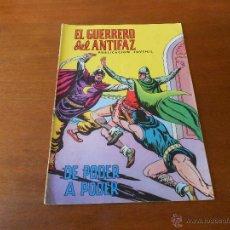 Tebeos: EL GUERRERO DEL ANTIFAZ Nº 30, ED. VALENCIANA 1972. Lote 43901931
