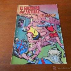 Tebeos: EL GUERRERO DEL ANTIFAZ Nº 26, ED. VALENCIANA 1972. Lote 43901936
