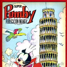 Tebeos - SUPER PUMBY , Nº NUMERO 81 , VALENCIANA , ORIGINAL - 43912648