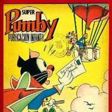 Tebeos: SUPER PUMBY , Nº NUMERO 88 , VALENCIANA , ORIGINAL. Lote 43912726