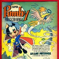 Tebeos: SUPER PUMBY , Nº NUMERO 96 , VALENCIANA , ORIGINAL. Lote 43912790