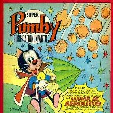 Tebeos: SUPER PUMBY , Nº NUMERO 98 , VALENCIANA , ORIGINAL. Lote 43912818